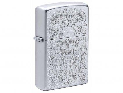 Zapalovač Zippo 20959 Skull Design