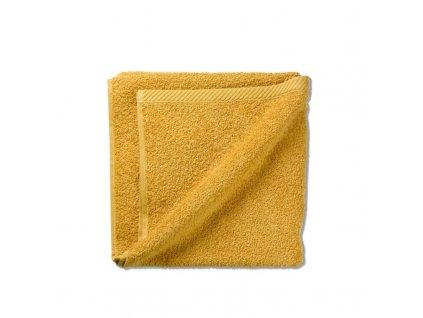 Ručník LADESSA 100% bavlna 50 x 100 cm žlutá