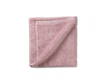 Ručník LADESSA 100% bavlna 50 x 100 cm starorůžová