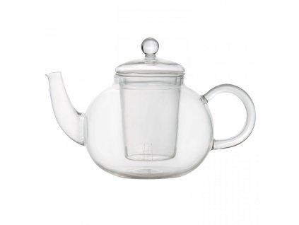 Konvice na čaj skleněná ESSENTIALS 0,9 l