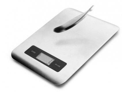 Nerezová digitální kuchyňská váha 1g - 5kg - Ibili