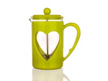 French press DARBY 800ml zelený - BANQUET