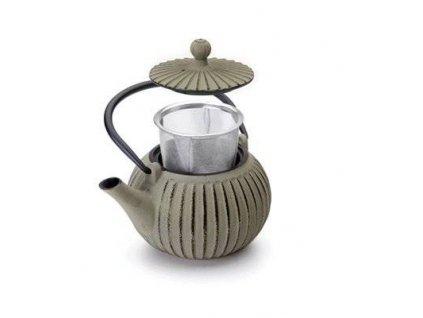 Čajová konvice litinová Nepal 500ml - Ibili