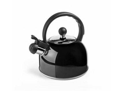 Čajová konvice 2,5l na indukci černá - Ibili