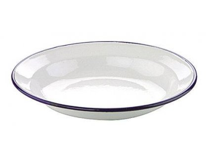 Hluboký talíř smaltovaný 36 cm - Ibili
