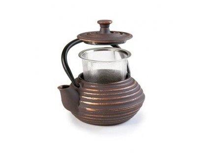 Litinová konvička na čaj Kuta 300ml - Ibili