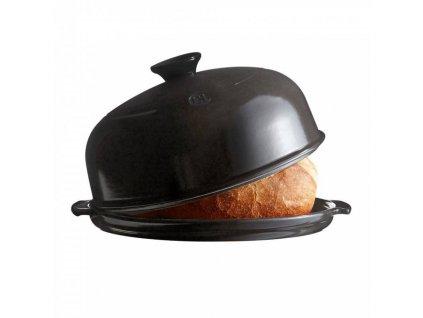 Emile Henry forma na chleba kulatá pepřová
