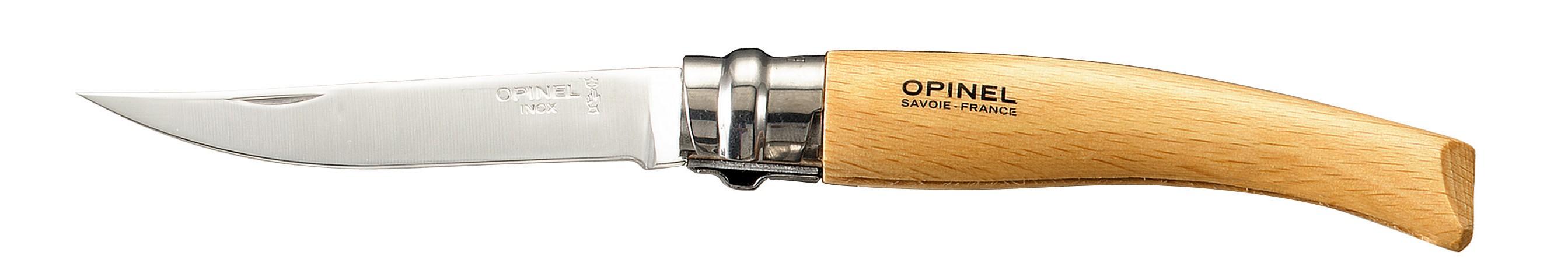 Opinel VR N°08 Slim Inox, 8 cm