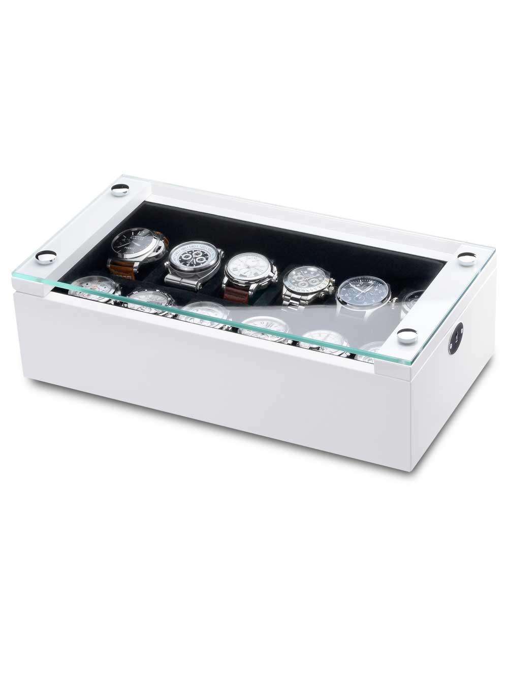 Rothenschild Box na hodinky RS-5072-WHI