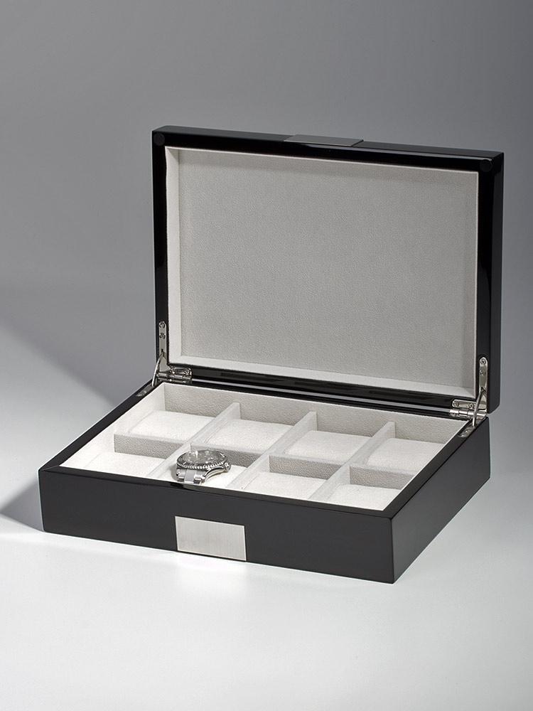 Box na hodinky Rothenschild RS-2022-8BL