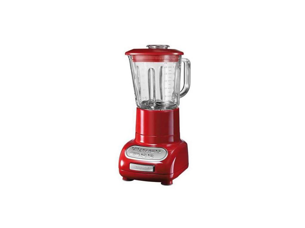 Mixér Kitchen Aid Artisan Blender, královská červená