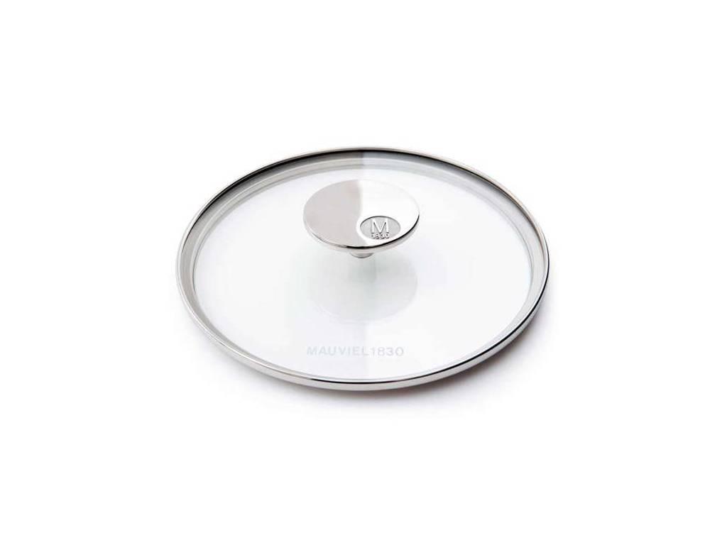 Mauviel skleněná poklice, 24 cm