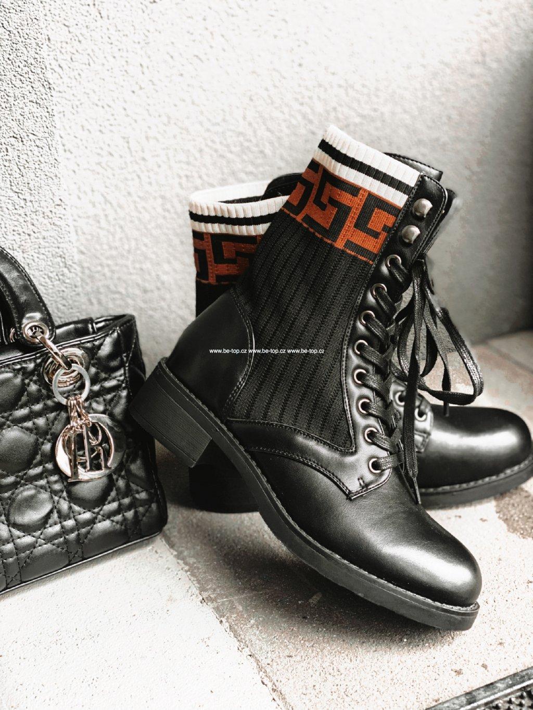 Kotníčkové boty FALL