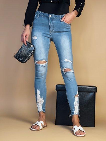 Skinny džíny LITE