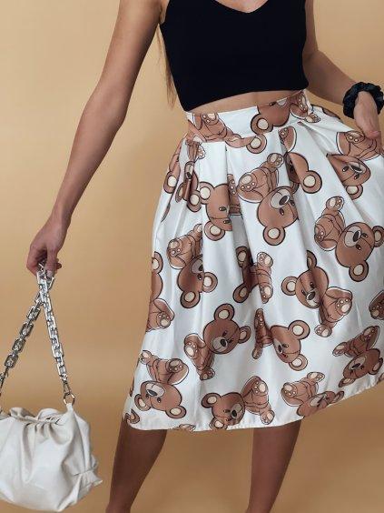 Midi sukně TEDDY