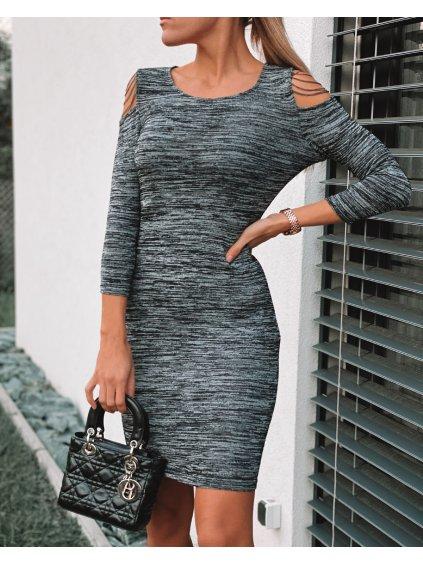 Bodycon šaty CHAIN