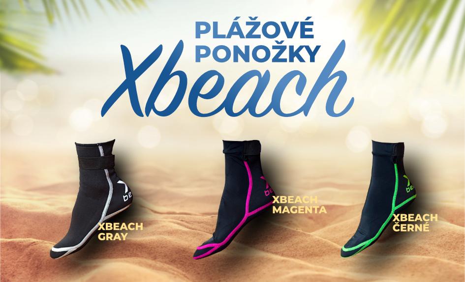 Plážové ponožky Xbeach