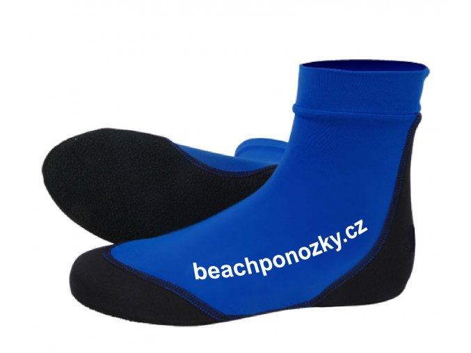 Beach ponozky na volejbal z lycry