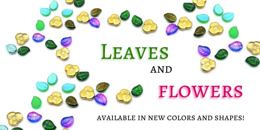 Flowers+leaves