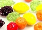 Fruit shaped beads