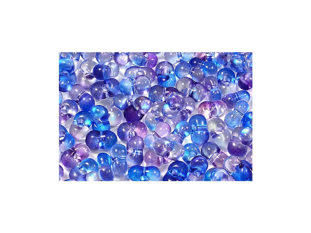 Farfalle 3x6,5 mm blue-violet (4M013)