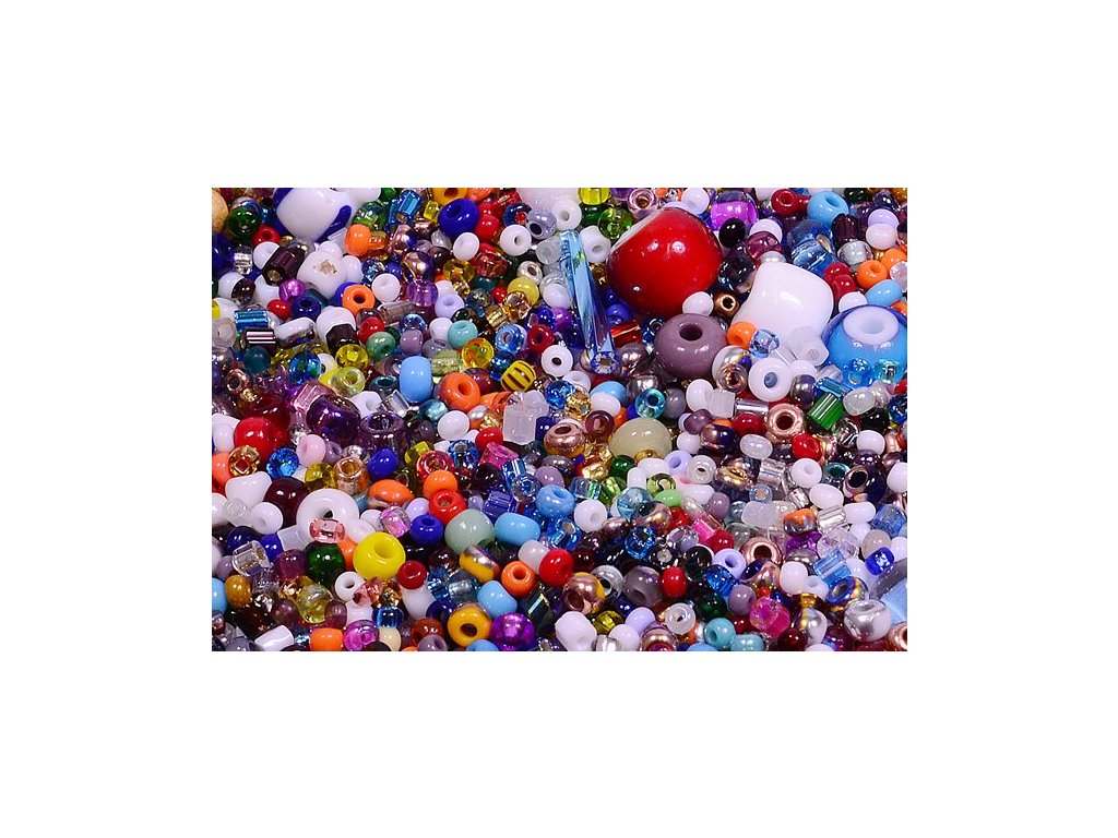 Seed beads mix