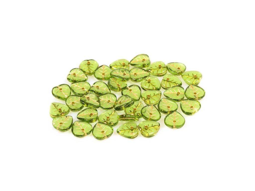 Leaves 11100074 9 mm 50230/54202
