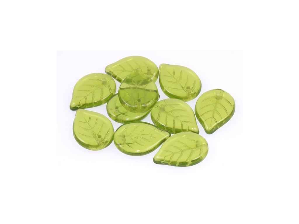 Leaves 11100076 18x13 mm 50230