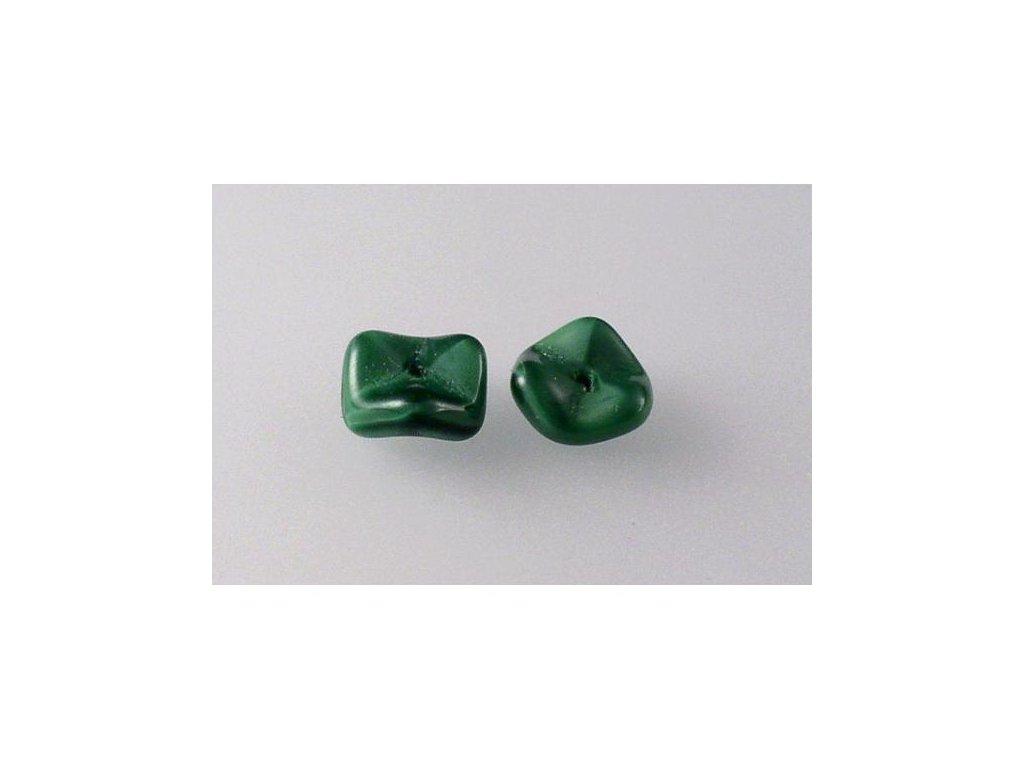 Shaped pressed bead 11100133 6x10 mm 54100