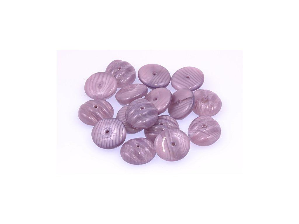 Shaped pressed bead 11100137 6x13 mm 26016