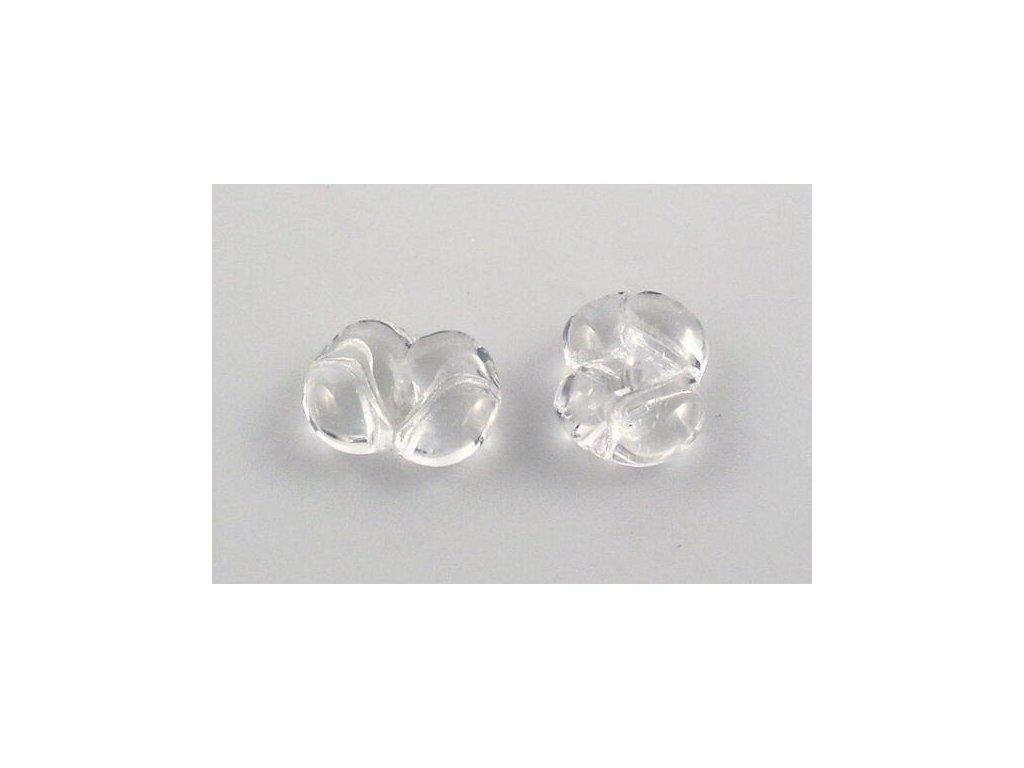 Shaped pressed bead 11100150 5x14 mm 00030