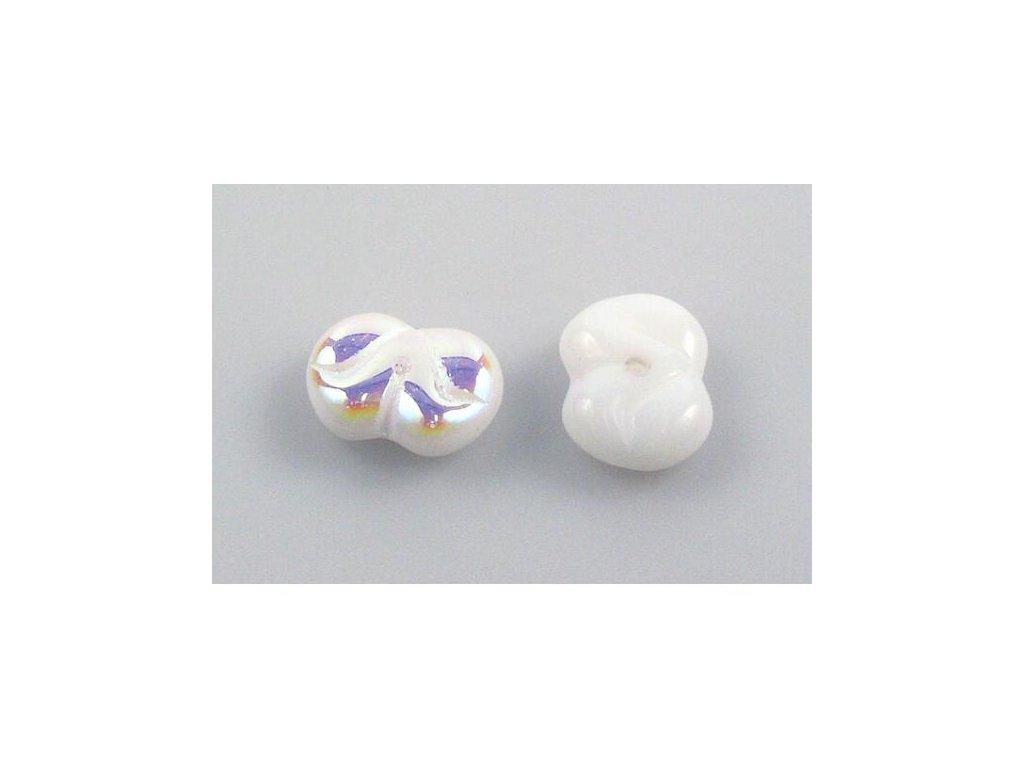 Shaped pressed bead 11100150 5x14 mm 03000/28701