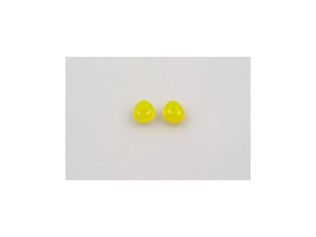 Shaped pressed bead 11100212 4x6 mm 81210