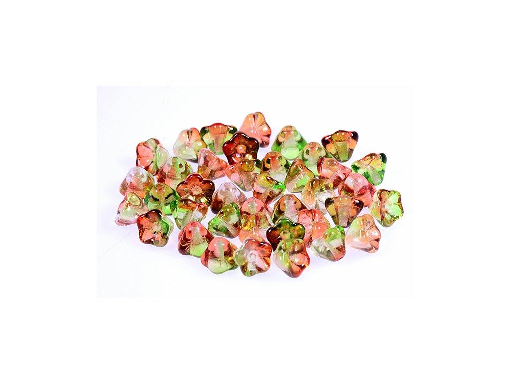 Bell flowers 11100240 6x8 mm 00030/48017