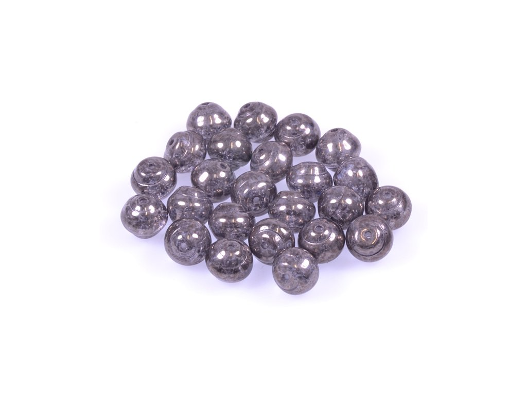 shaped pressed beads 11100242 8 mm 00030/15427