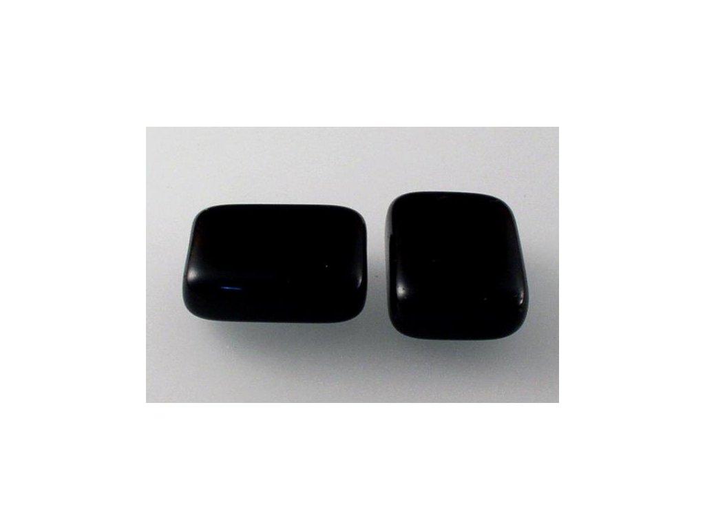 Shaped pressed bead 11101074 20x15 mm 23980