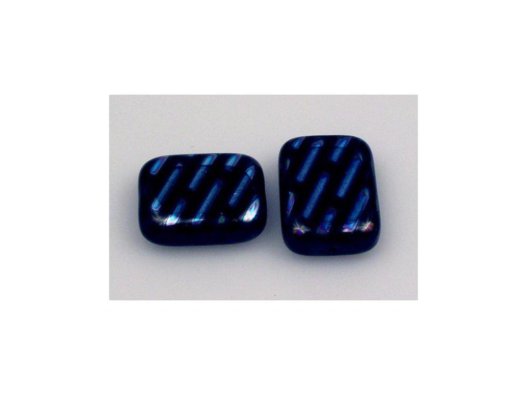 Shaped pressed bead 11101074 20x15 mm 23980/287098