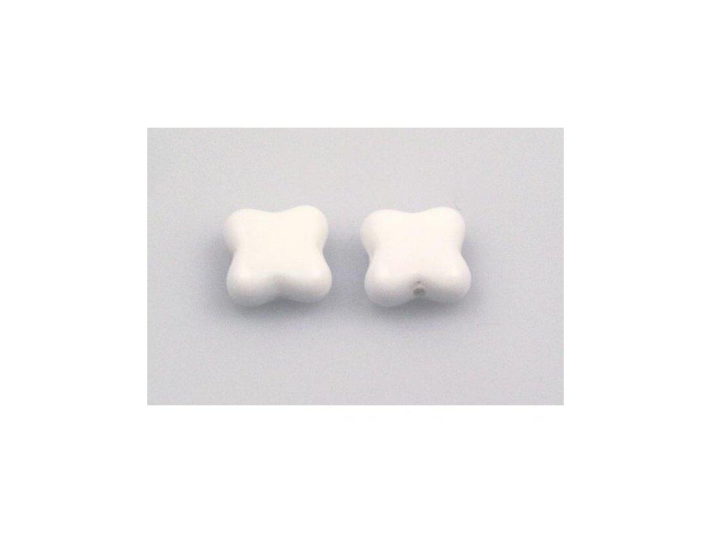 Shaped pressed bead 11101316 9 mm 03000
