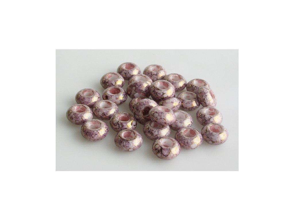 Shaped pressed bead 11109004 11 mm 02010/15496