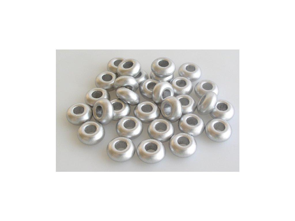 Shaped pressed bead 11109004 11 mm 03000/01700