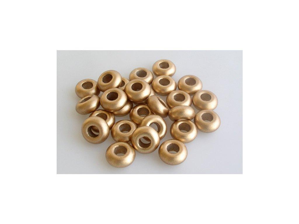 Shaped pressed bead 1109004 11 mm 03000/01710