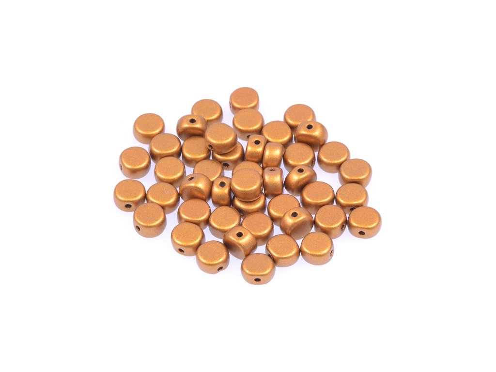 Shaped pressed beads 11109018 6 mm 03000/01740