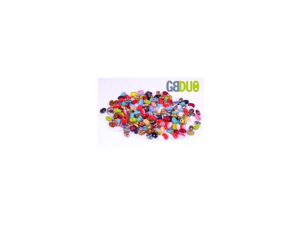 GBDUO 2,5x5 mm mix