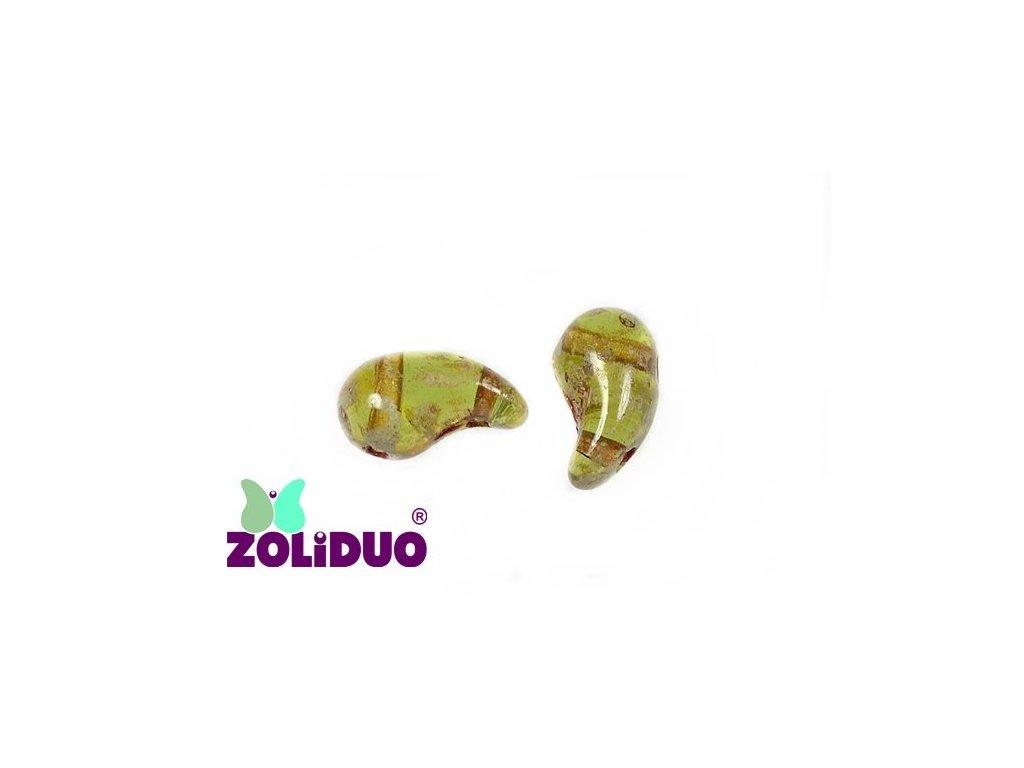 ZOLIDUO left 5x8 mm 50230/86800