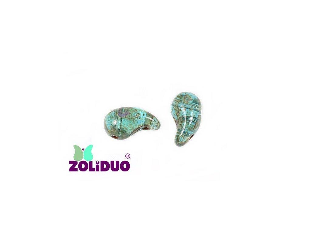 ZOLIDUO left 5x8 mm 60020/86800