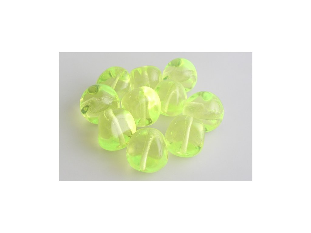 Shaped pressed bead 11140003 15 mm 00030/10001