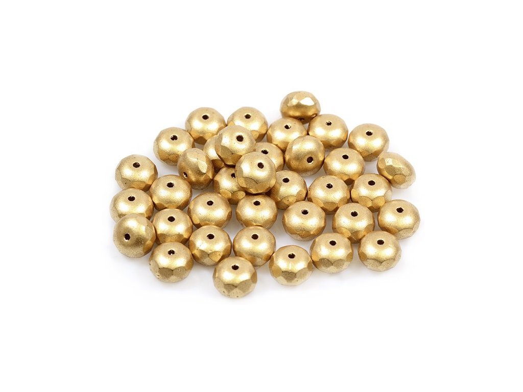 Faceted donut 15135001 9 mm 01710