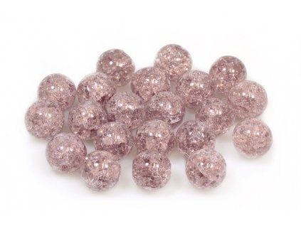 Crackled beads 11119001 10 mm 20020/85500