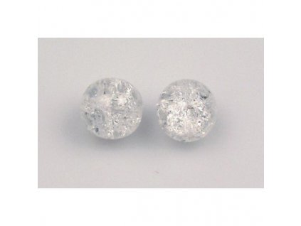 Crackled beads 11119001 12 mm 00030/85500