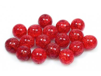 Crackled beads 11119001 12 mm 90080/85500